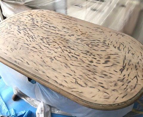 テーブルリペア 木製 修理 費用